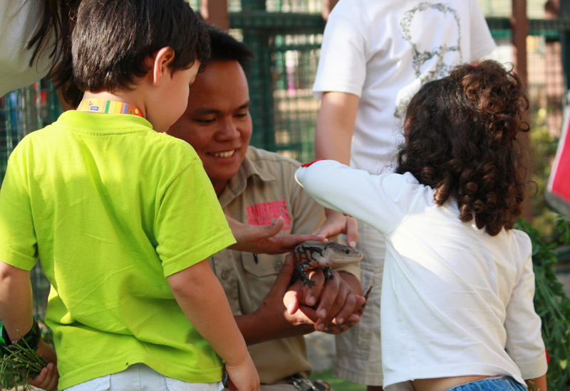 Emirates Park Zoo & Resort launches summer camp for kids.
