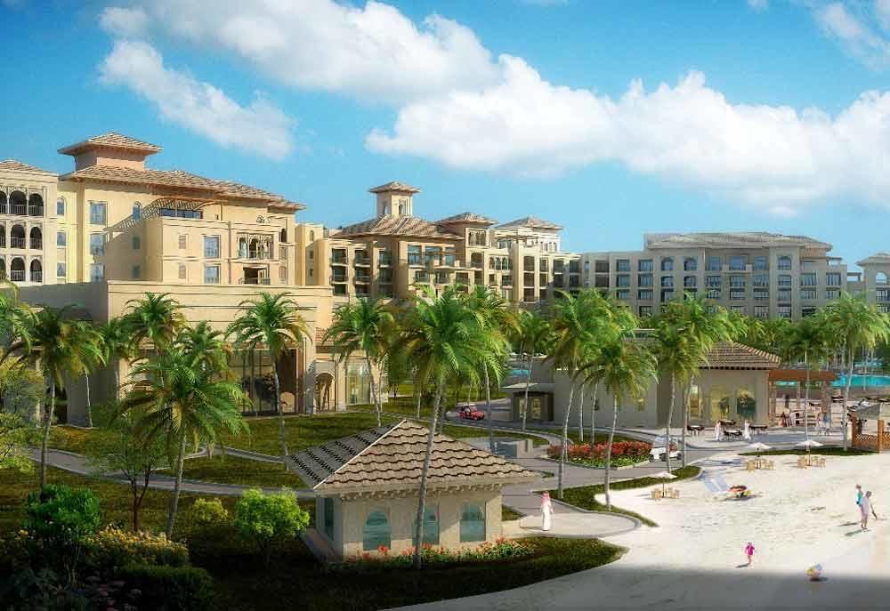 WATG was the concept architect for Four Seasons Dubai at Jumeirah Beach.