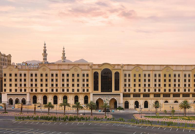 Four Points by Sheraton Makkah Al Naseem.