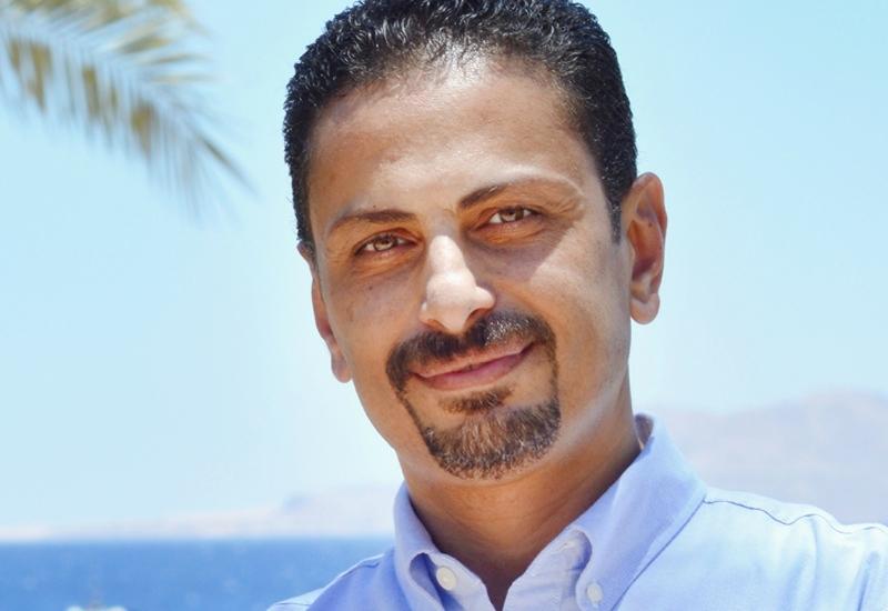 Four Seasons Sharm El Sheikh resort manager Waleed Sobhy.