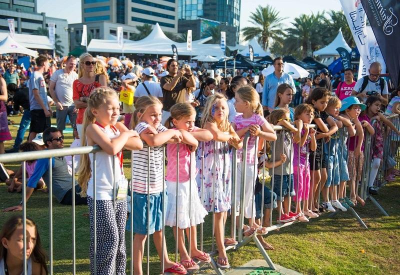 Alfresco food and entertainment festival, Taste of Abu Dhabi, debuts this weekend