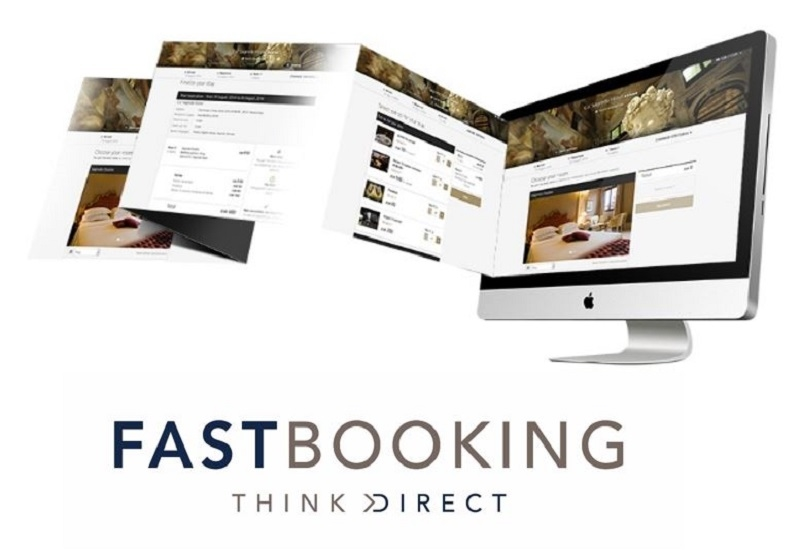 A Fastbooking screenshot