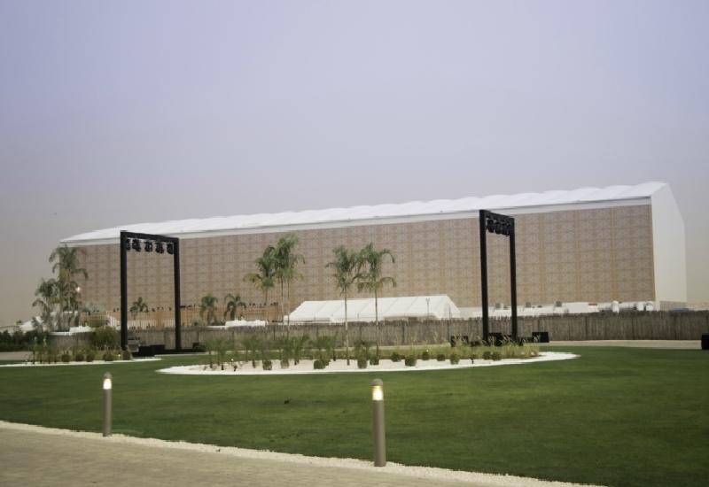 The Festival Arena by InterContinental, Dubai.