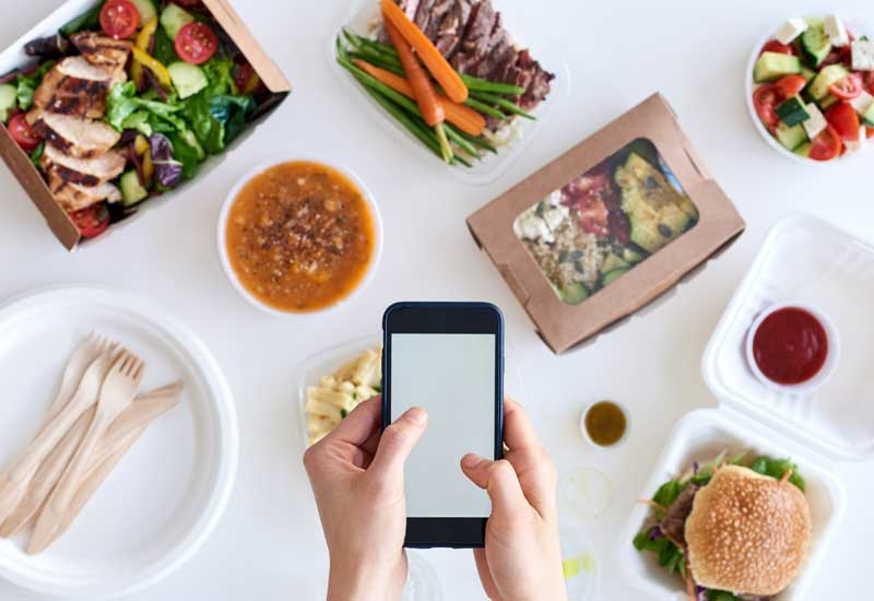 Food delivery is a growing trend in the region, with various online platforms catering to consumer demand for take-out.