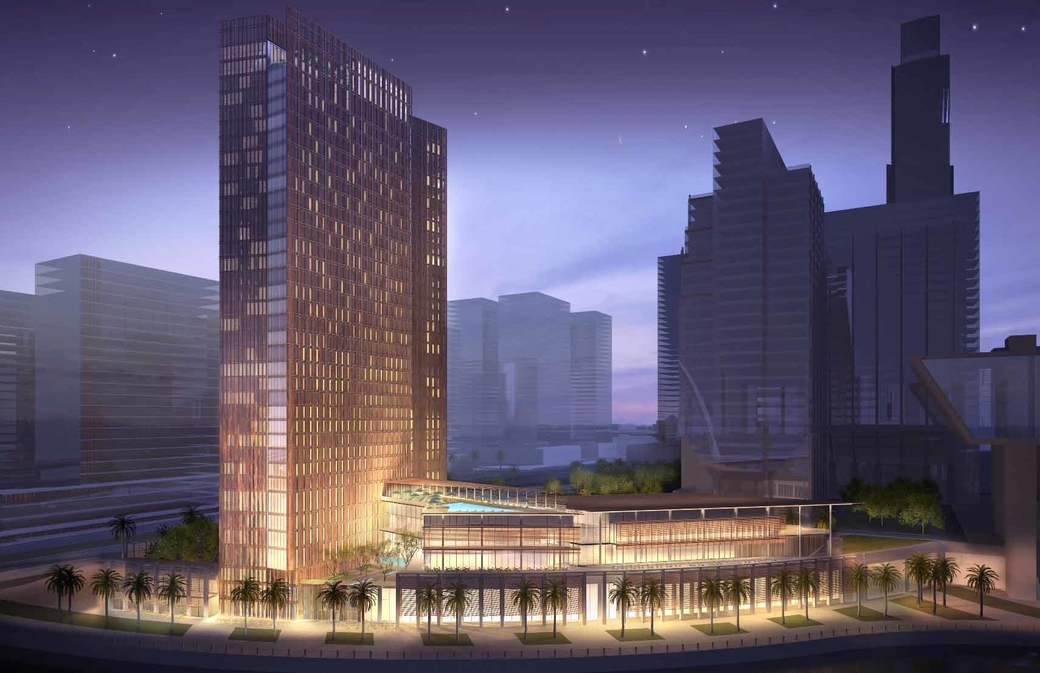 Four Seasons Hotel Abu Dhabi is expected to open in 2016