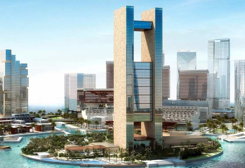Four Seasons Bahrain Bay, the group's most recent Middle East opening