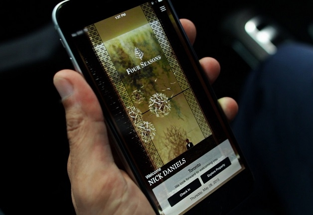 The new app