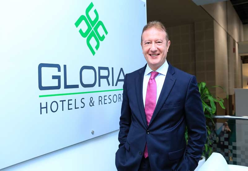 Gloria Hotel Dubai and Yassat Gloria Hotel Apartments area general manager Freddy Farid