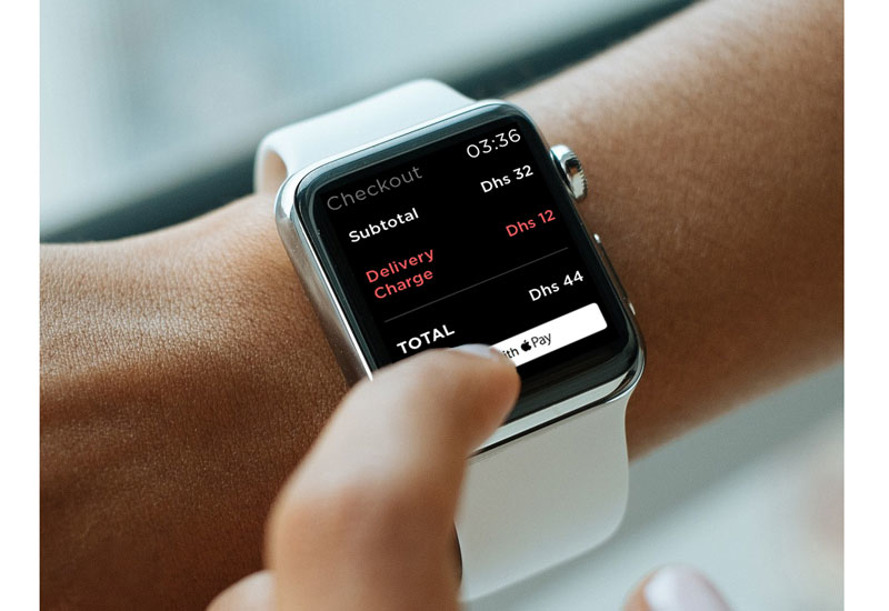 Freedom Pizza is changing the way customers order food with the launch of Apple Pay, via the Apple Watch.