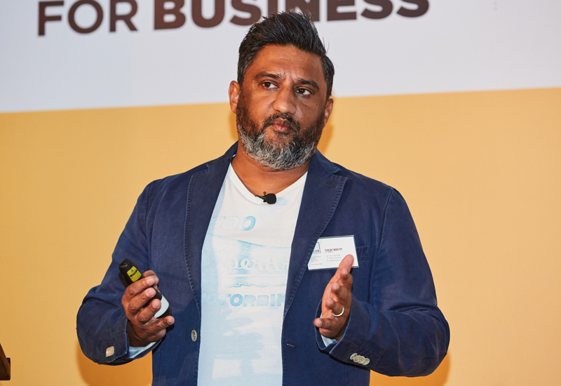 Sanjay Murthy, co-founder and managing director of Figjam.