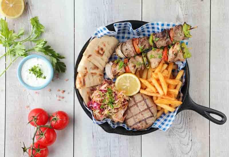 GRK Fresh Greek will open at Burjuman, Dubai