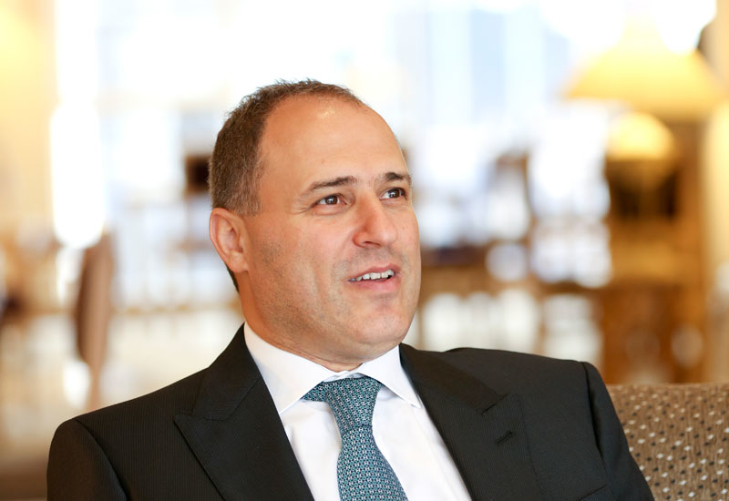Crowne Plaza Dubai general manager Georges Farhat
