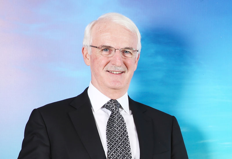 Jumeirah Group president & CEO Gerald Lawless, who joined the company upon its foundation in 1997.