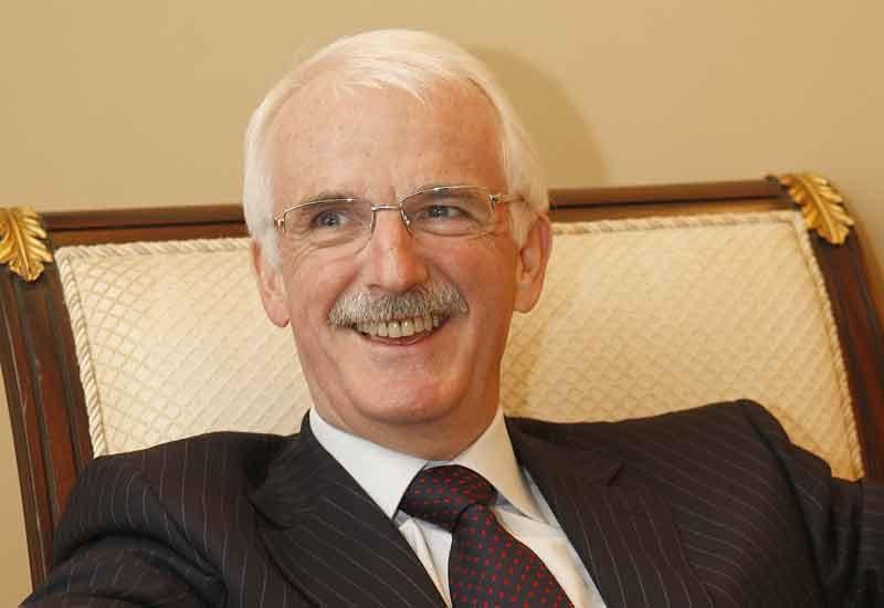 Gerald Lawless, Jumeirah Group CEO