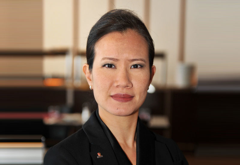 Judy Hou, CEO/Chancellor Glion Institute of Higher Education.