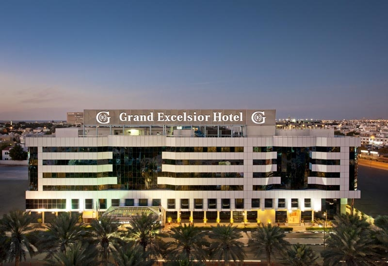 The re-branded Grand Excelsior.