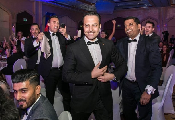 Reports, Concierge, Hotelier middle east awards, Concierge/Guest Services Person of the Year