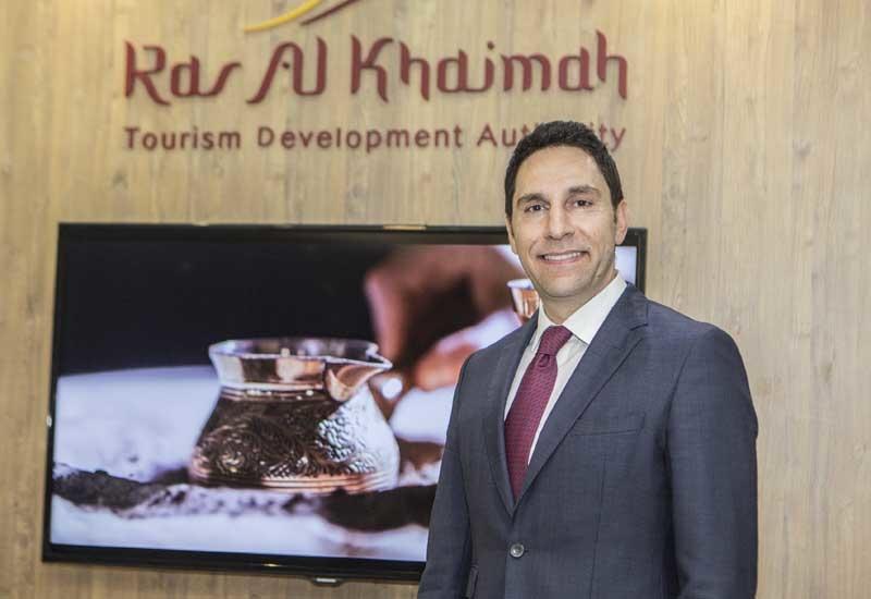 Ras Al Khaimah Tourism Development Authority CEO Haitham Mattar.