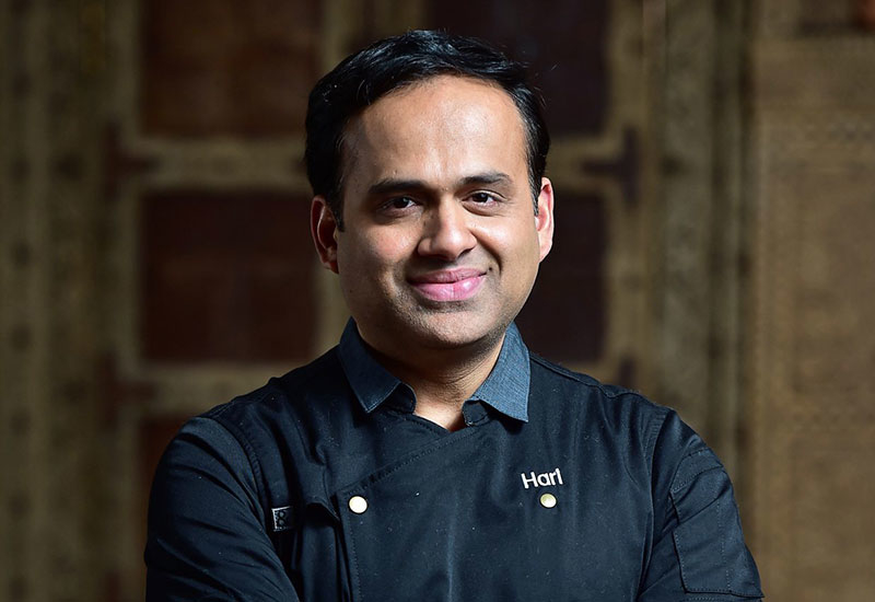 Hari Nayak is about to release his seventh cookbook,Spice Trail, 100 modern global recipes to excite & inspire home cooks.