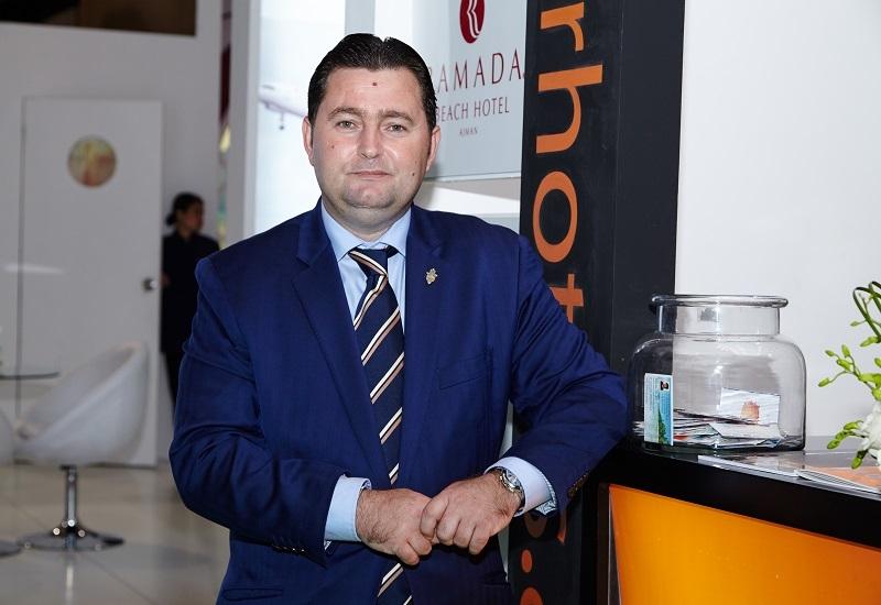 Hawthorn Suites by Wyndham Dubai general manager Wael El Behi.