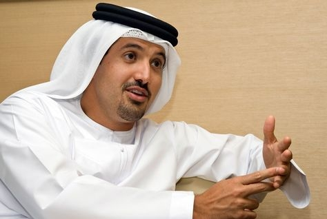 His Excellency Helal Saeed Almarri, Director-General of Dubai Department of Tourism and Commerce Marketing.