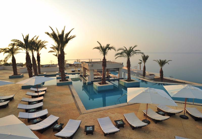 Hilton Dead Sea Resort & Spa, Jordan