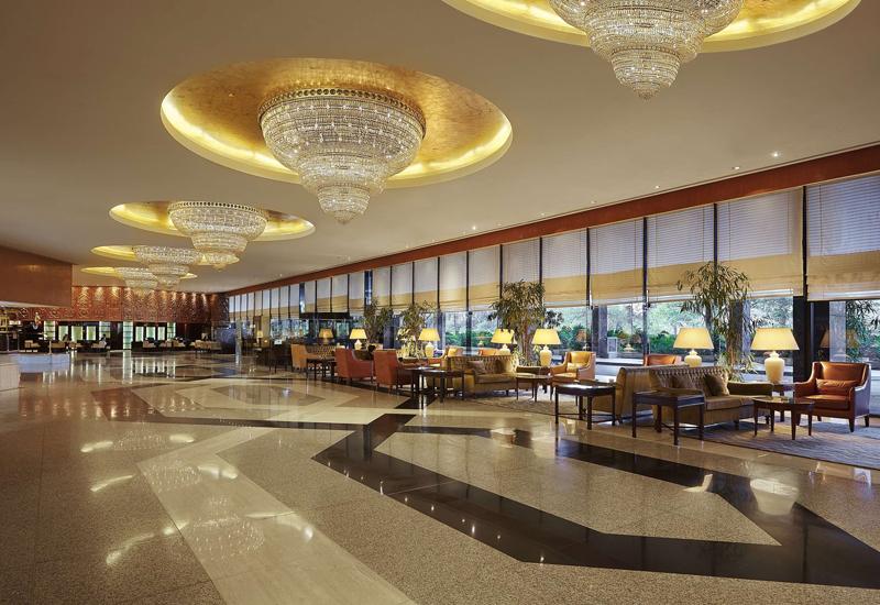 Hilton Cairo Heliopolis.