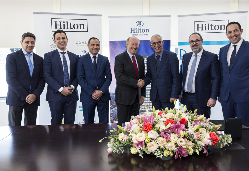 Hilton to welcome guests in Rabat, Morocco by 2022.