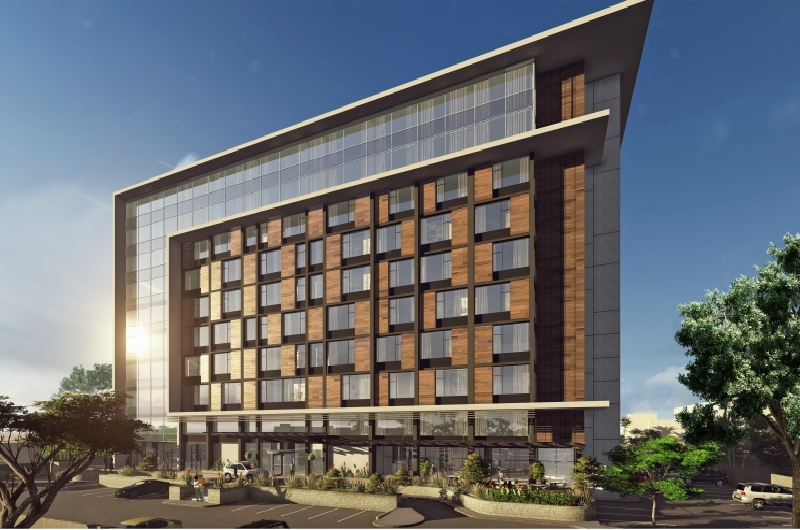 Hilton Niamey, Niger.