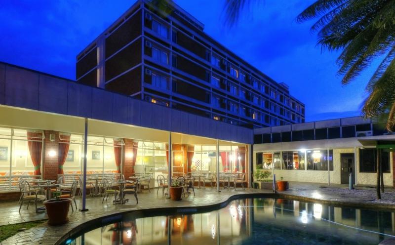 Holiday Inn Mutare, Zimbabwe.