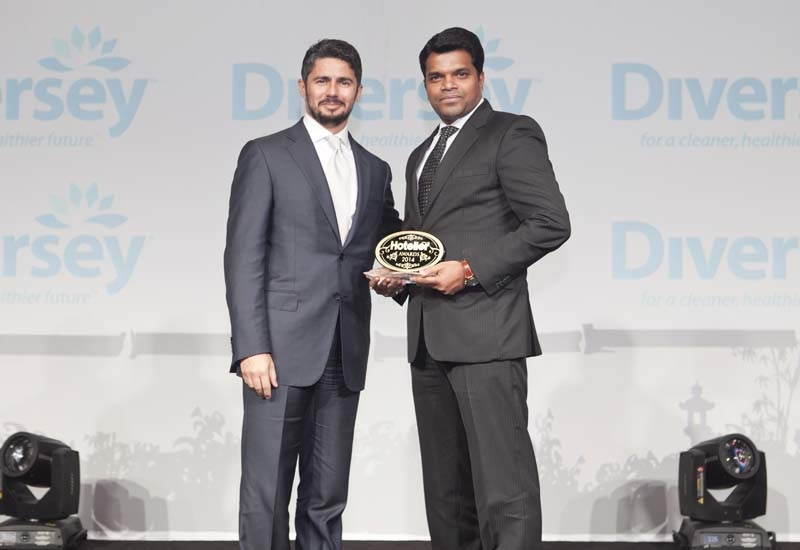 Reports, Hotel engineer of the year, Hotelier middle east awards 2014