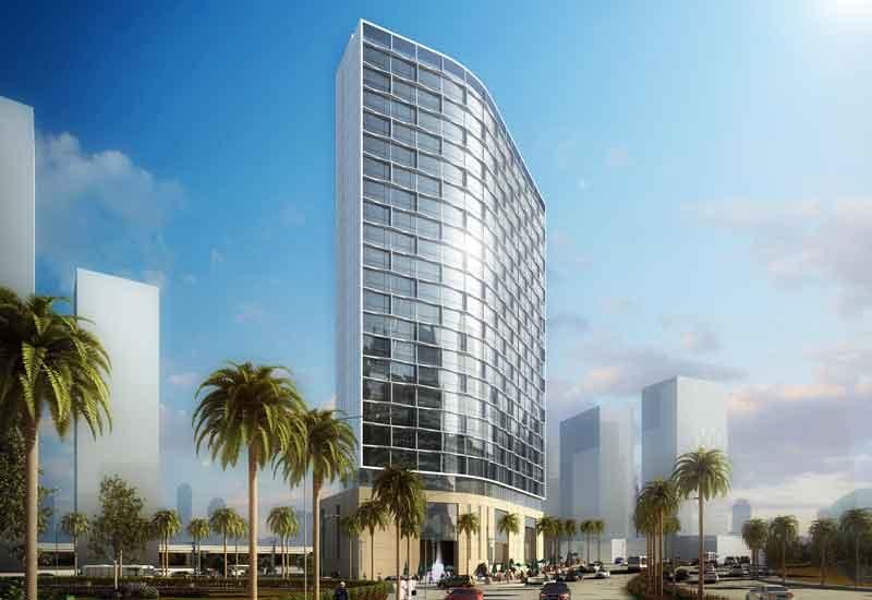 Indigo Hotel Business Bay Dubai.