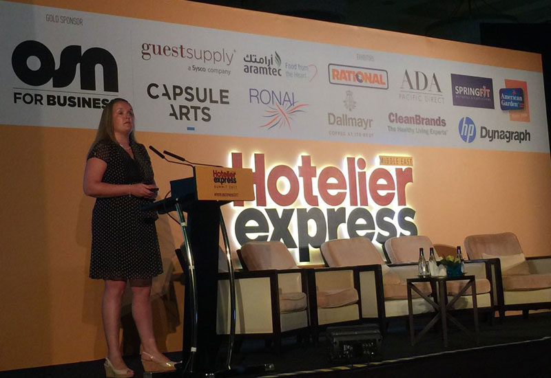 The second edition of the Hotelier Express Summit begins at Grosvenor HouseDubai.