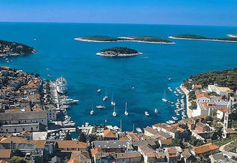 Hvar Island, Croatia where Arqaam is planning to build a hotel project.