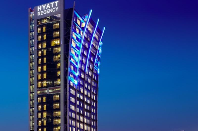 Hyatt Regency Riyadh, Olaya, Saudi Arabia.