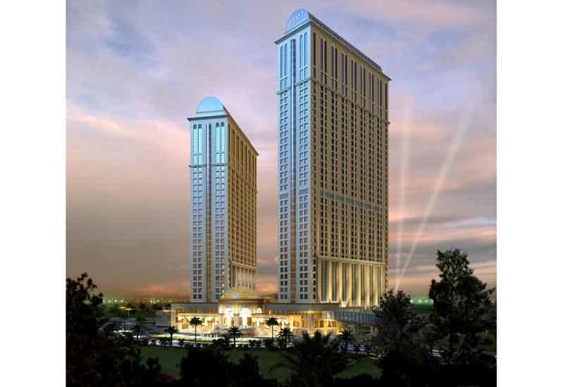 Hyatt Regency Dubai Creek Heights.