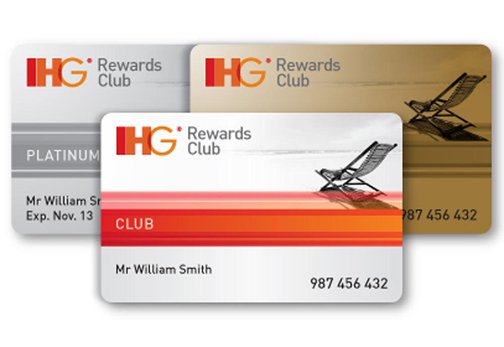 IHG Rewards Club has introduced a new membership level.