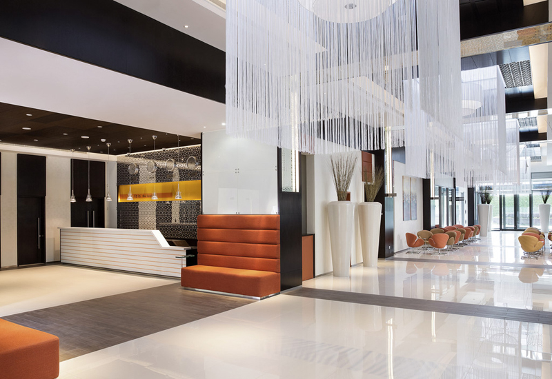 The hotel is set to open mid-January and will slot in alongside Accor's two other properties in the Dubai World Trade Centre area