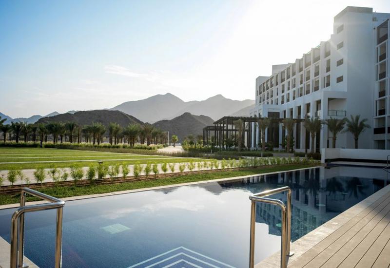 The InterContinental Fujairah Resort.
