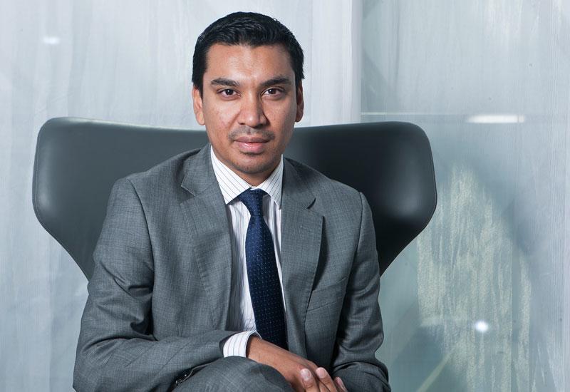 Jahed Rahman, director of hospitality & leisure, Aldar Properties PJSC.