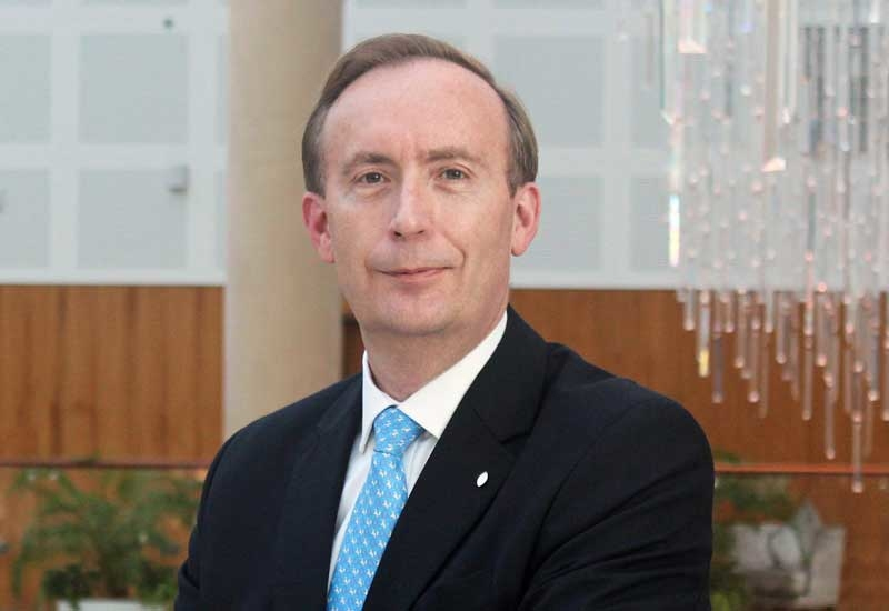 James Young, general manager, InterContinental Doha The City.