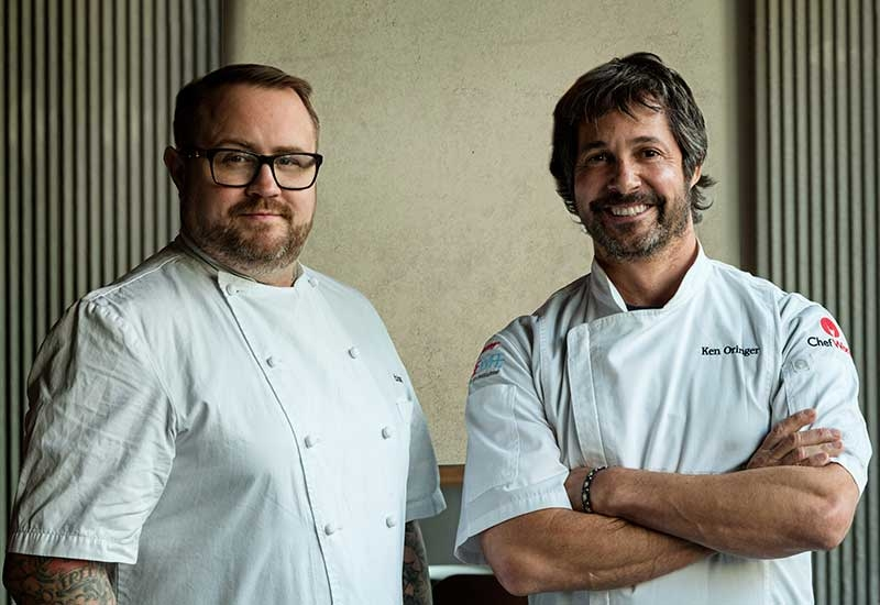 Jamie Bissonette and Ken Oringer have made their Dubai debut with Toro + Ko.