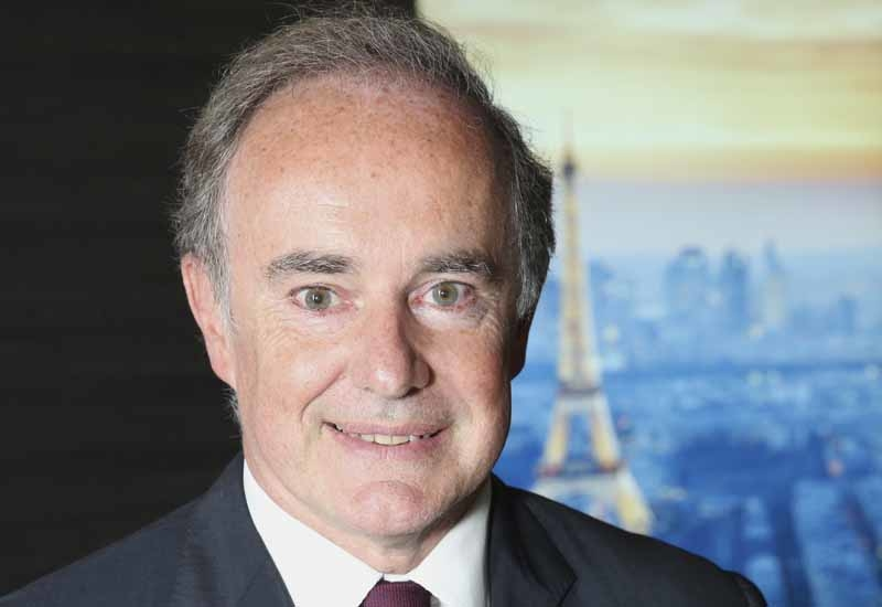 Jean Gabriel Peres, Movenpick CEO