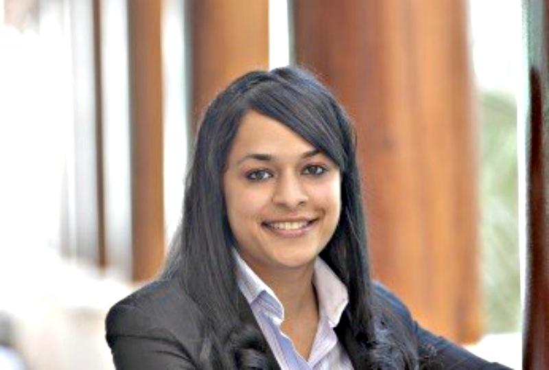 Jumeirah Zabeel Saray director of marketing communications Raziena Cajee.