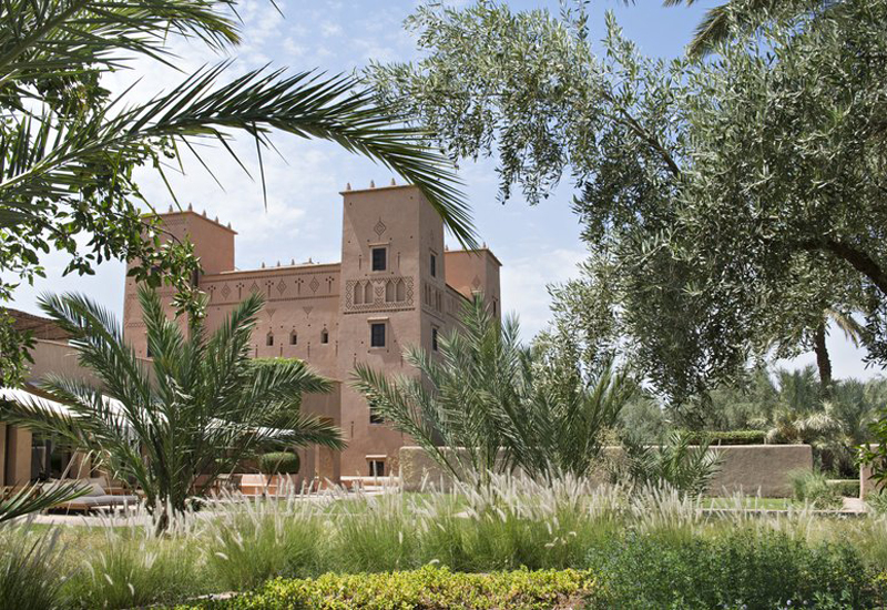 The Dar Ahlam in Morocco.