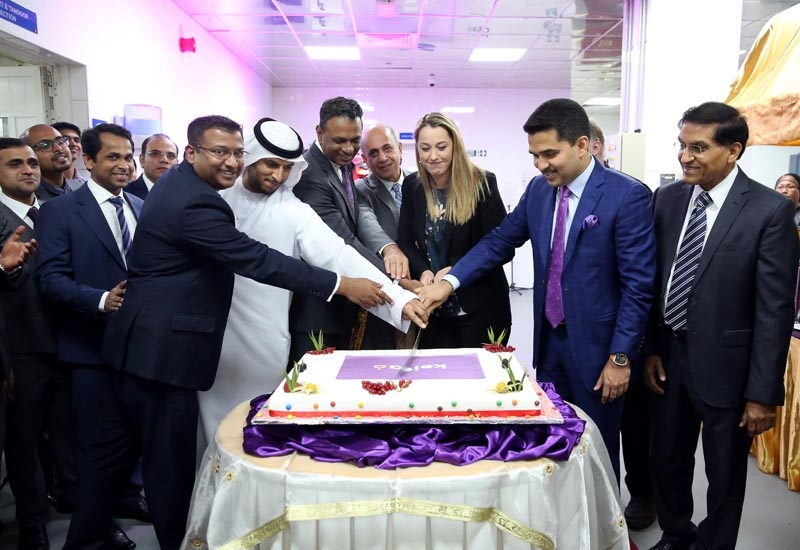 Keita Catering's new facility was inaugurated in DIP 2.