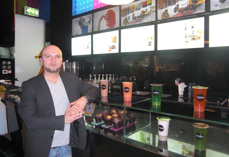 Booba founder Kirill Kossinski