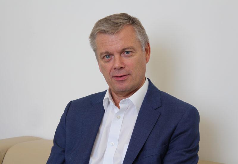 The Westin and Le Méridien Bahrain City Centre complex general manager Klaus Niefer.