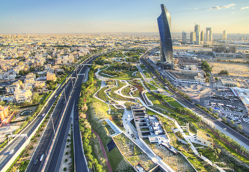 Kuwait is expecting international visitor numbers to grow to 570,000 by 2027.