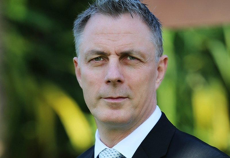 Swiss-Belhotel International senior vice president operations and development Middle East, Africa and India Laurent A. Voivenel.